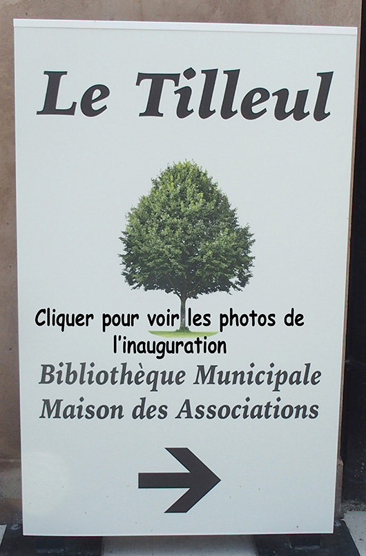 Inauguration du Tilleul